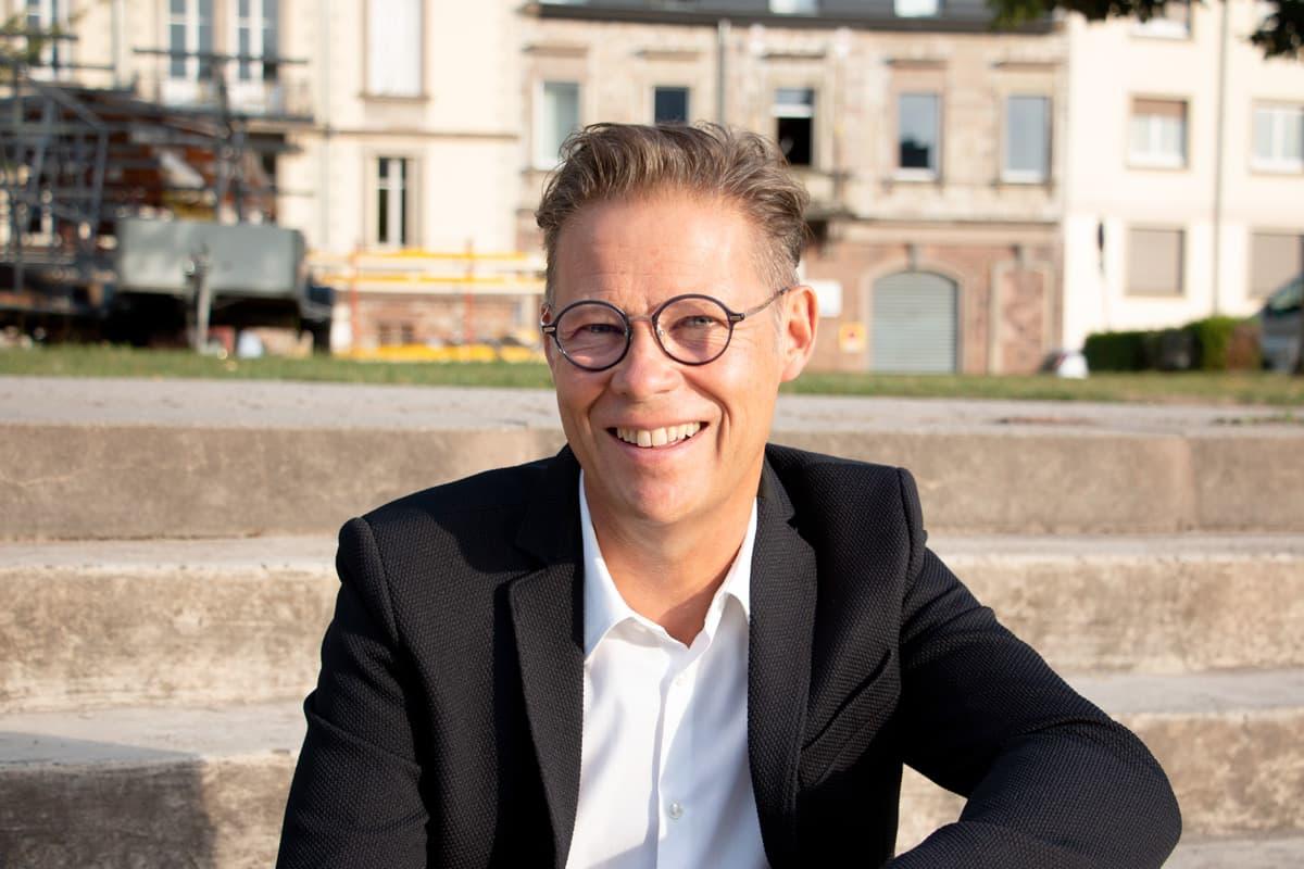 Dominique HUBERT - dirigeant de la société Référence Coaching